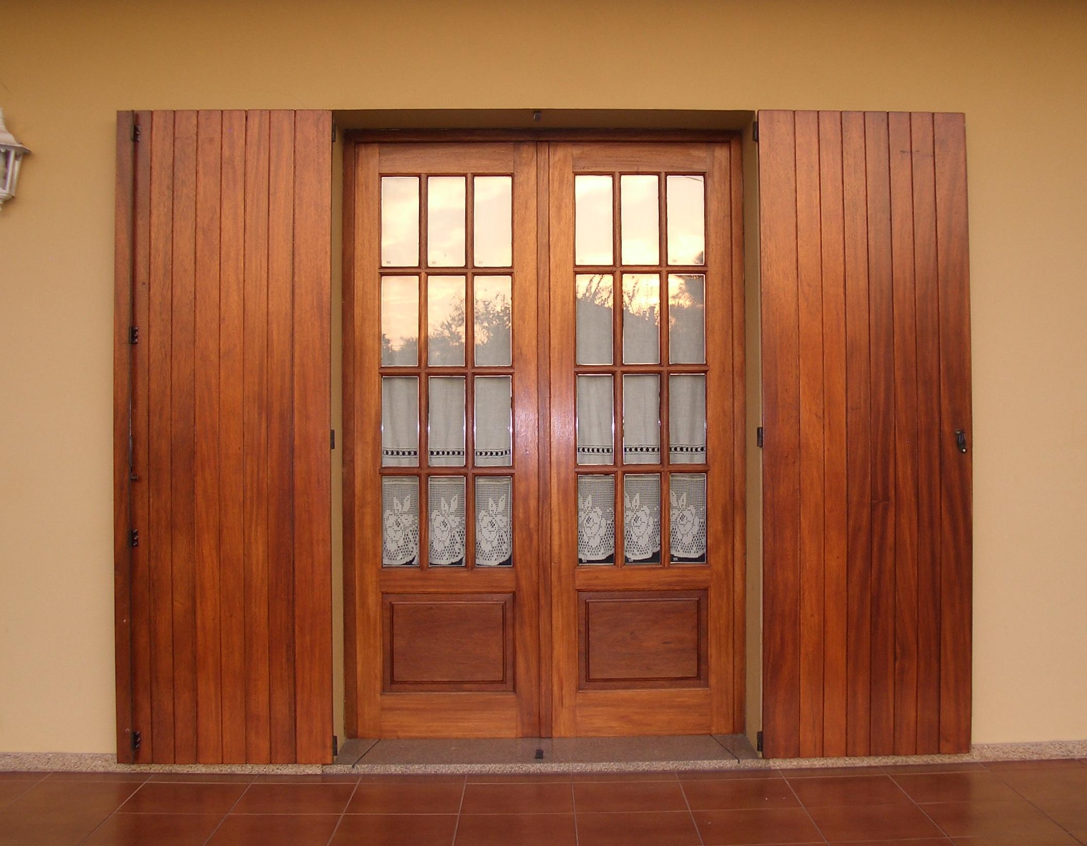 #C0860B CAIXILHARIA MADEIRA > > porta/janela em madeira 1154 Portas E Janelas De Madeira Em Botucatu